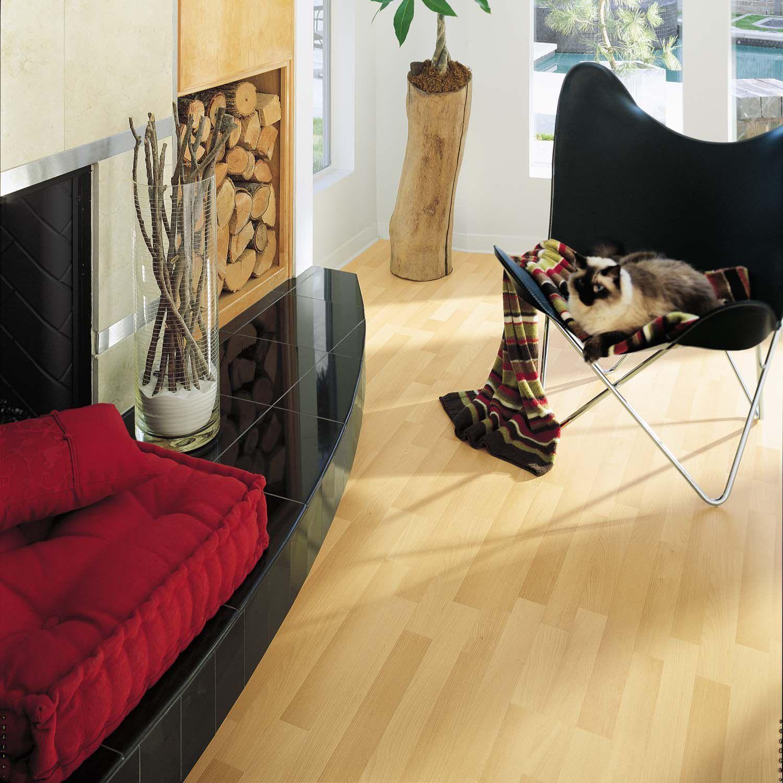 Traditional Living Classic Beech Premium Laminate Flooring