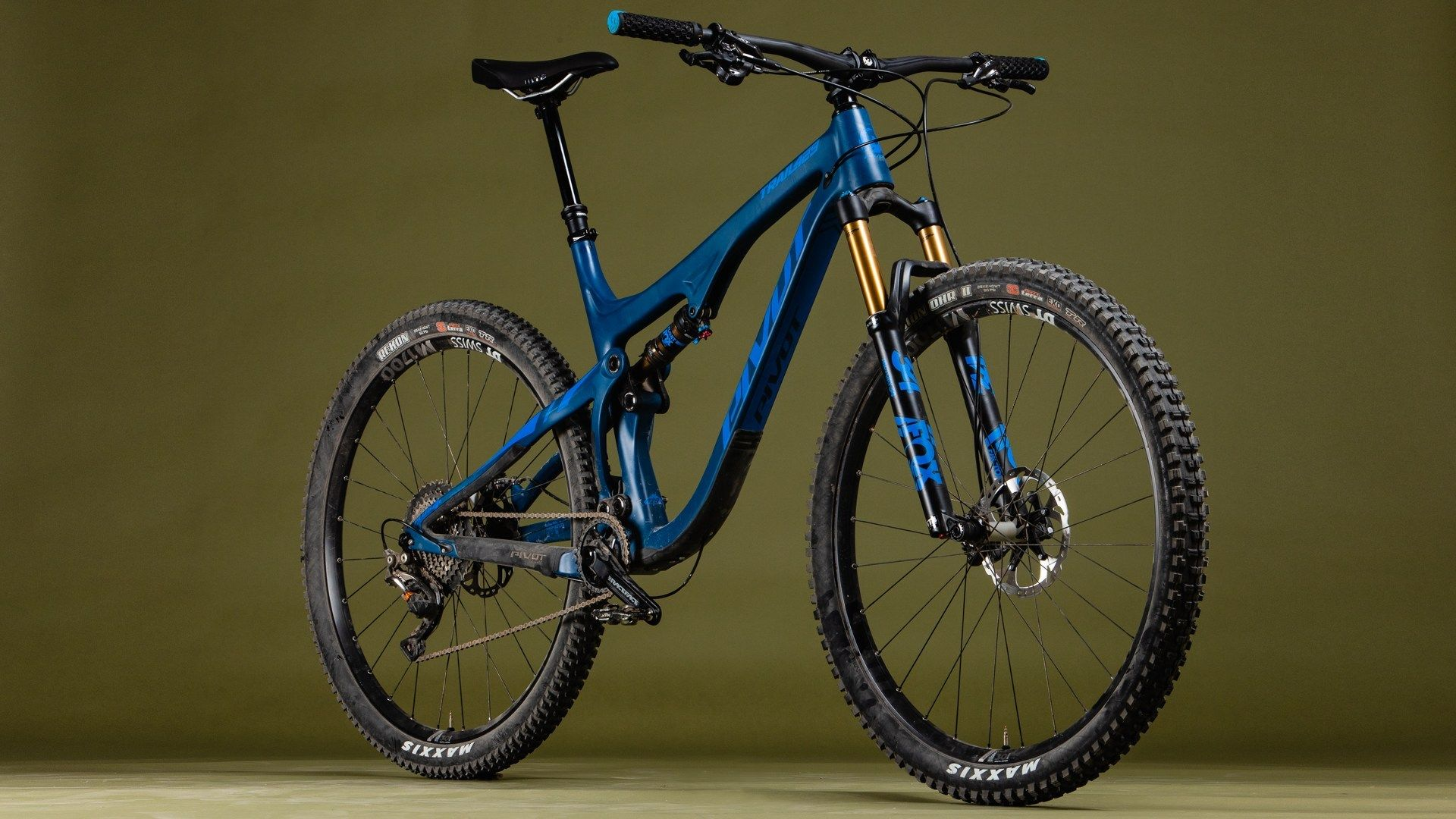 Pivot Trail 429 Pro Xt Xtr In 2020 Bike Magazine Bike Speed Bike