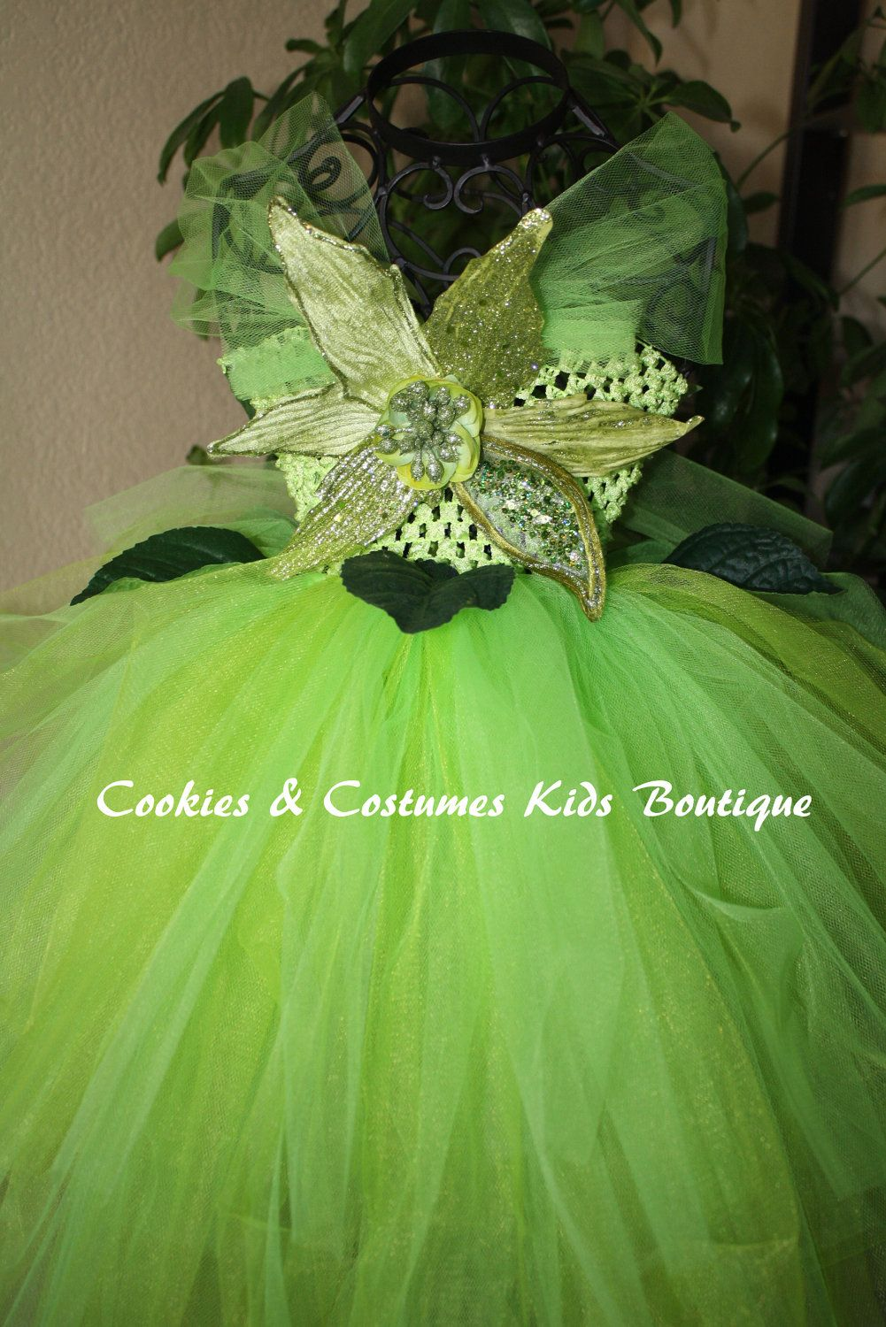 @Nikki Martinez  Tinkerbell inspired crochet top fairy costume, dress for Birthdays, Disney vacations,dress up and Halloween. $59.00, via Etsy.