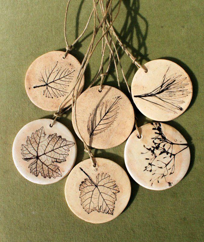 ceramic nature prints