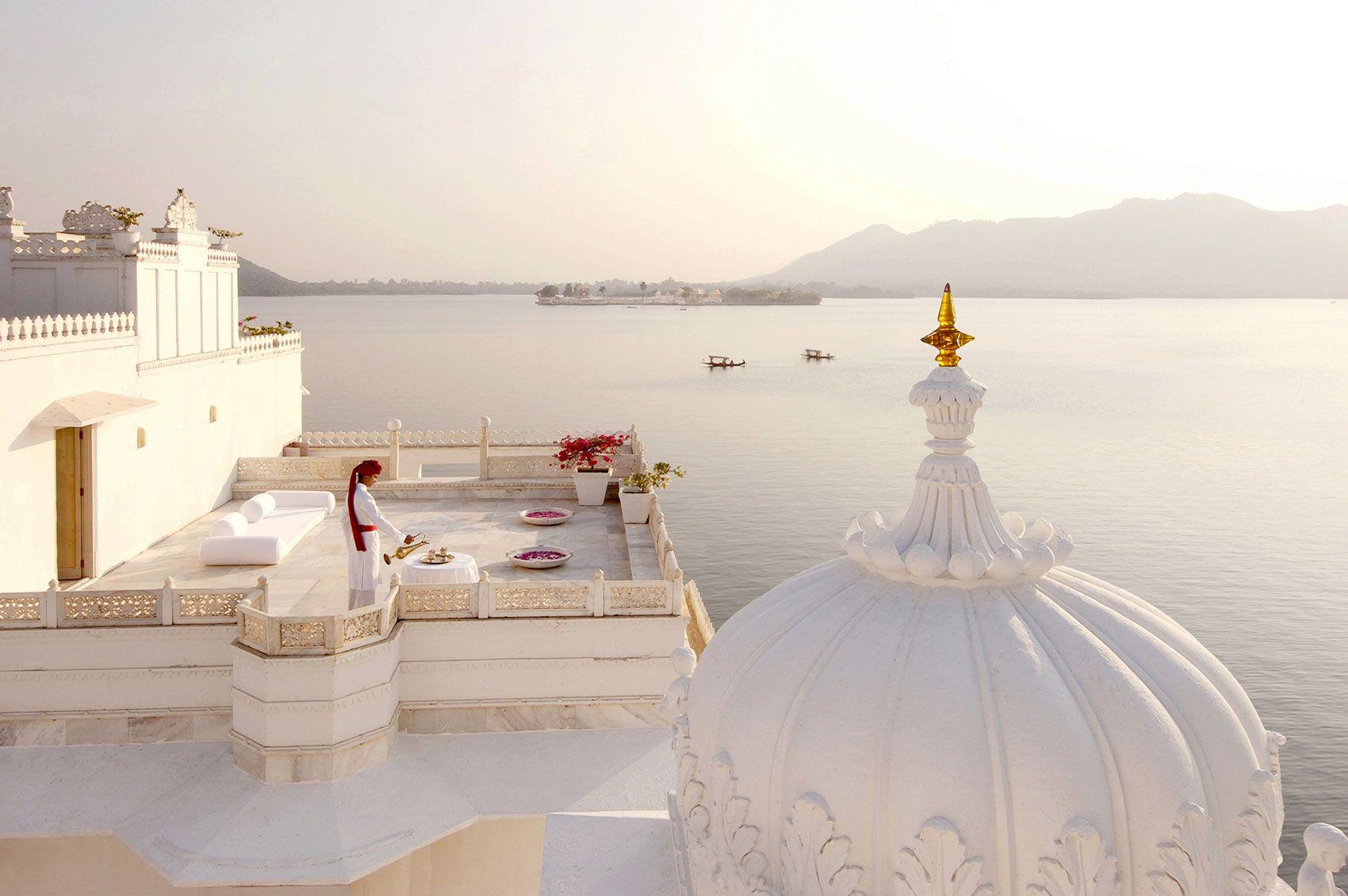 Taj Lake #Palace, #Rajasthan, #India
