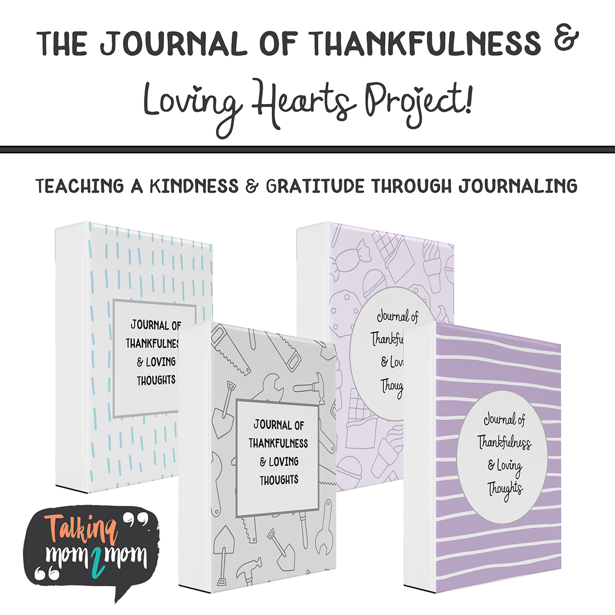 Journal Of Thankfulness And Loving Thoughts With Images