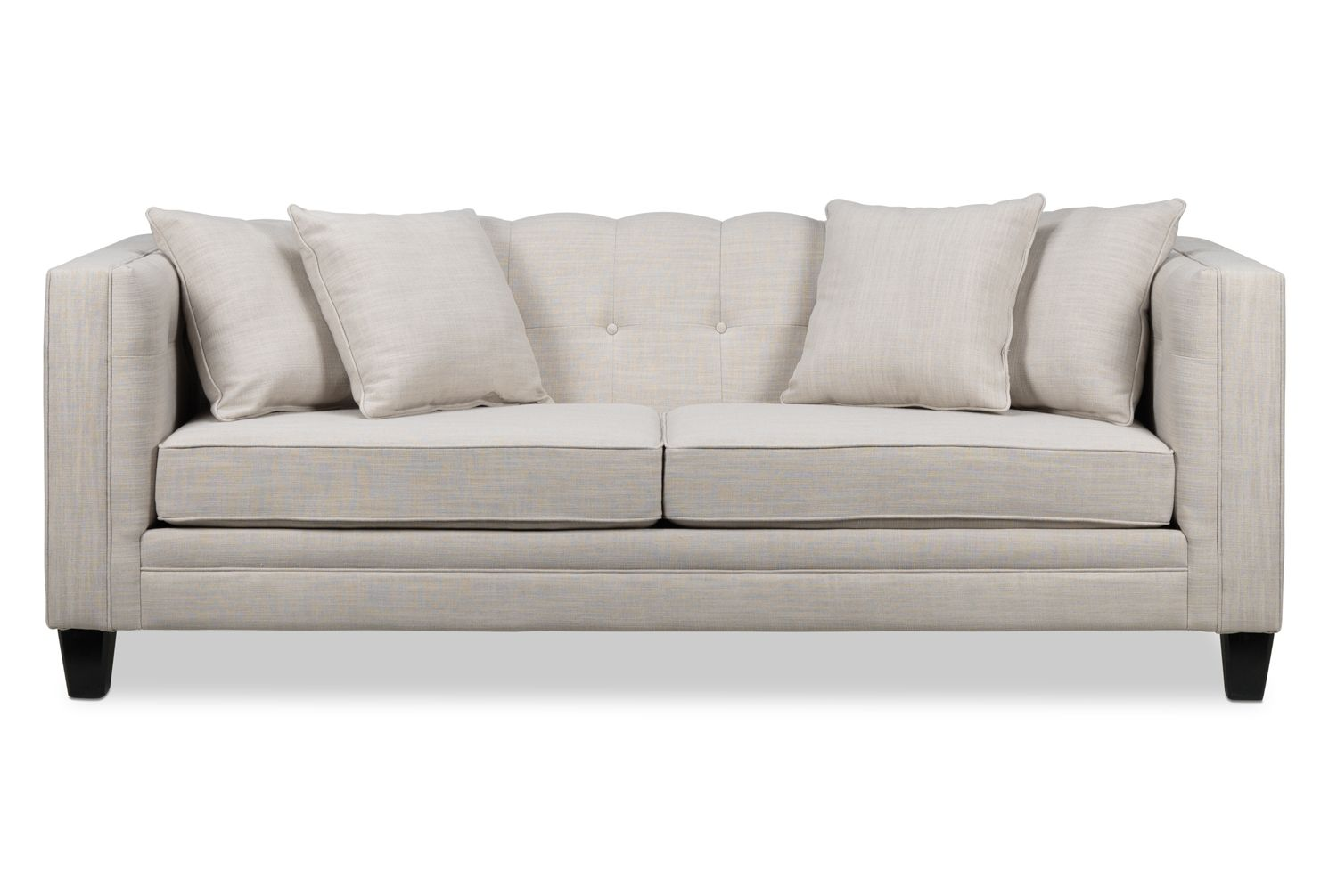 Living Room Furniture The Luna Collection Sofa