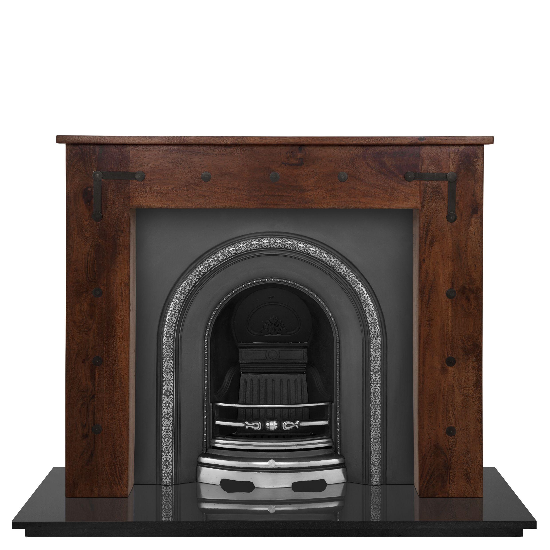 Gothic Cast Iron Combination Fireplaces Carron Cast Iron