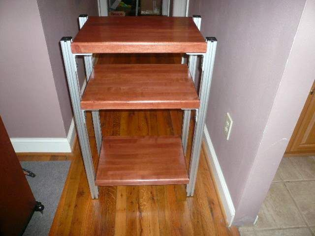 Anyone Have Good Plans For A Diy Audio Rack Audio Meubels