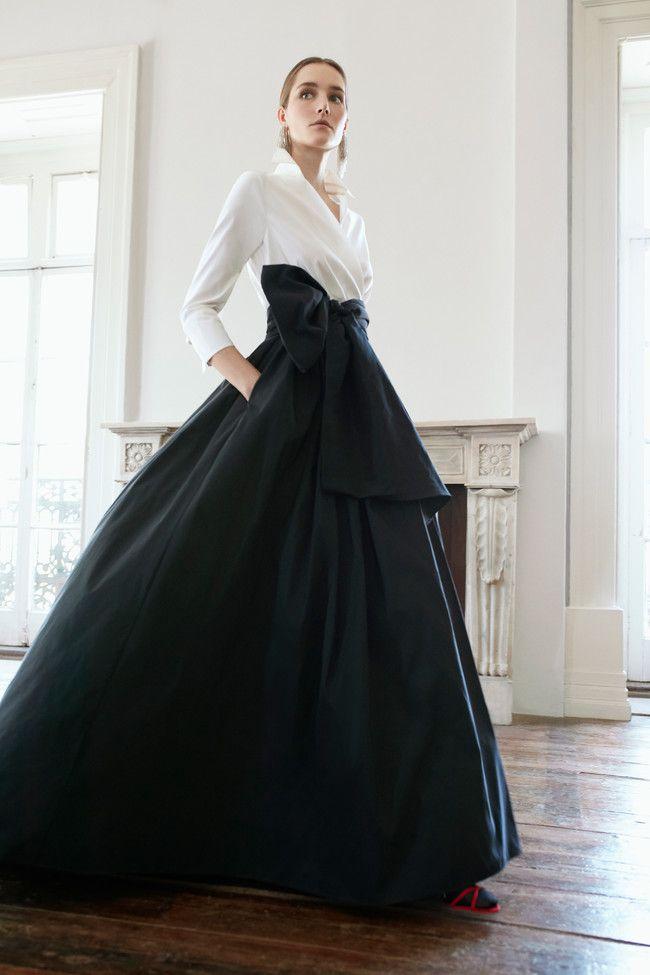 Vestidos de fiesta de Carolina Herrera para ser una ...