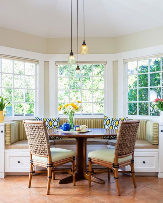 Breakfast Nook Benches With Storage Expandable Tables Off The - Breakfast nook storage table