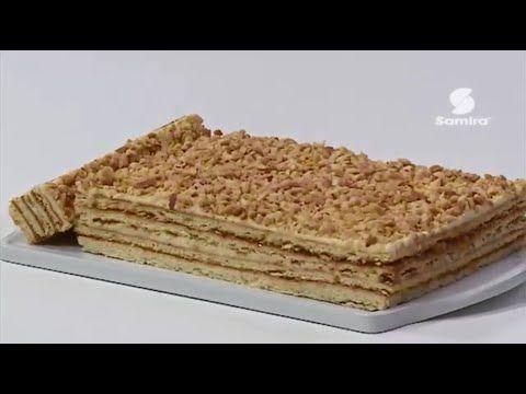 Istirahat Kahwa tarte russe , Samira tv