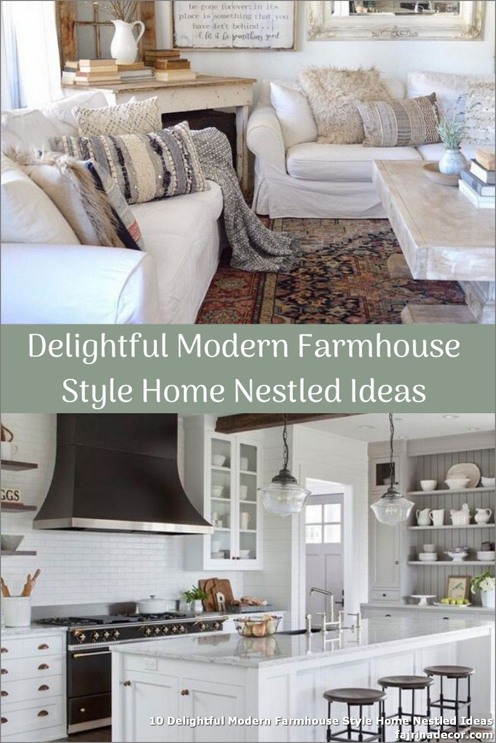 10 Delightful Modern Farmhouse Style Home Nestled Ideas The Lavatory Is Small I M Making An Attempt To In 2020 Farmhouse Style House Farmhouse Style Modern Farmhouse