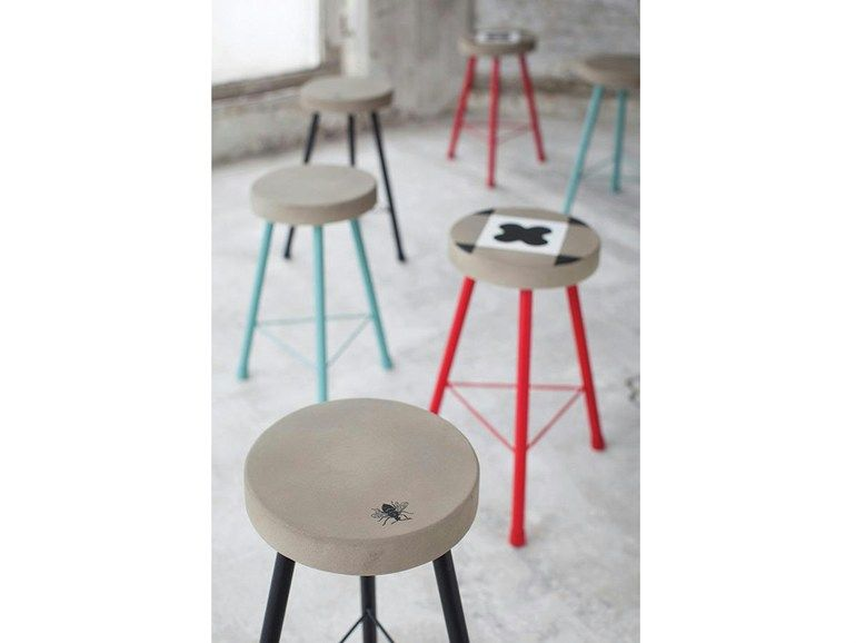 Sgabello by serax design marie michielssen stools stools by