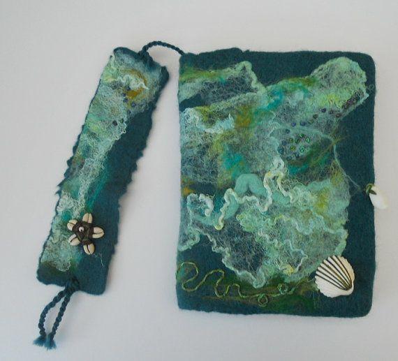 Wild Oceans  Journal Notebook Diary Art Recipes Cookbook by SooSun, $38.00