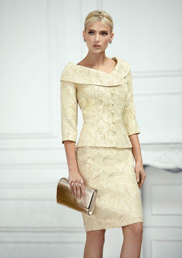 9bf33c704 El vestido cóctel y otros diseños con los que serás la madrina más ...