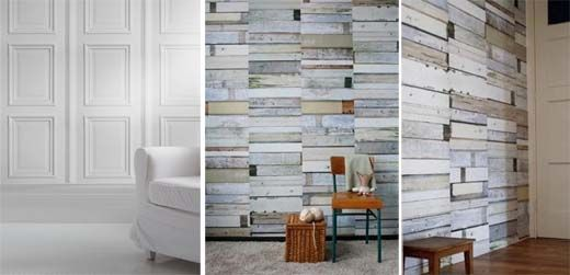 Reclaimed Timber Wall Panels