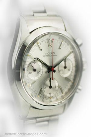 cheaper 6c203 6fb14 Rolex 6238 pre-Daytona Chronograph: On Her Majesty's Secret ...