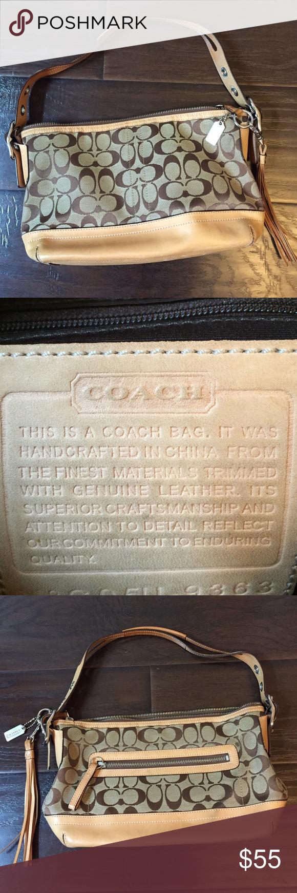 COACH purse Authentic COACH purse. Shoulder purse. No trades. Coach Bags Shoulder Bags