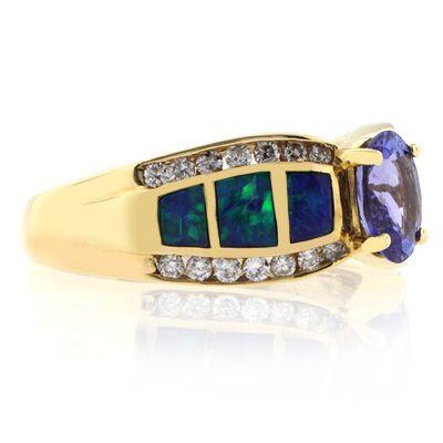 32++ Australian opal and tanzanite jewelry info