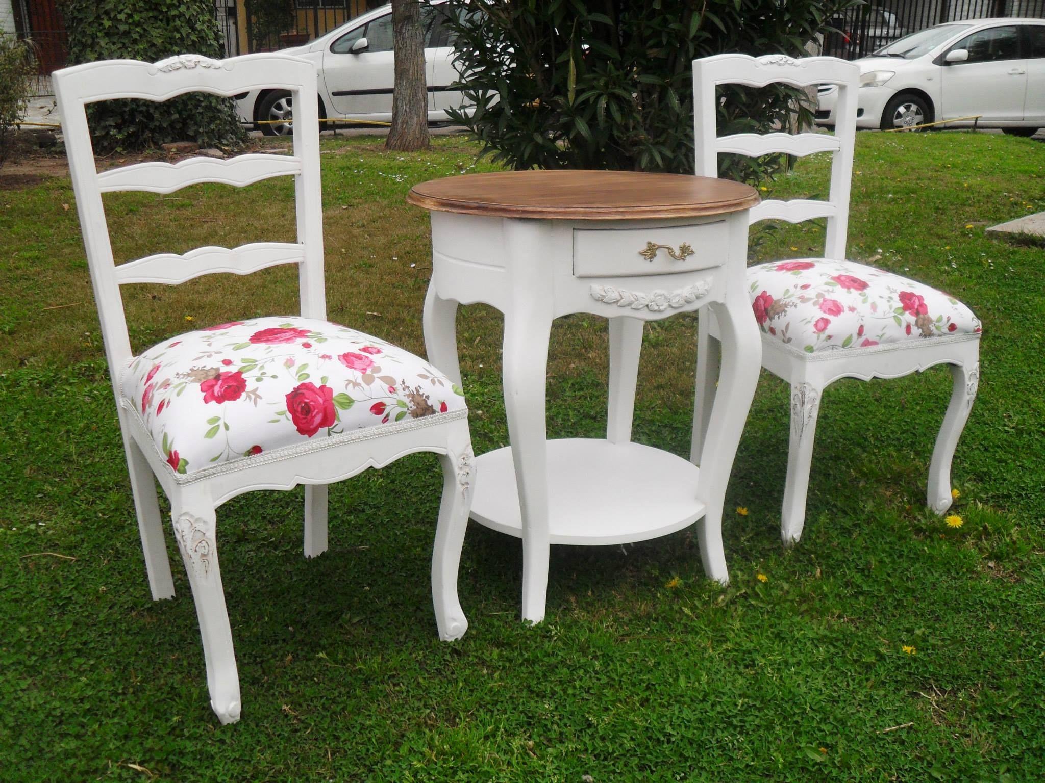 En decora muebles vas encontrar sillas y comensales a la - Muebles estilo luis xv ...