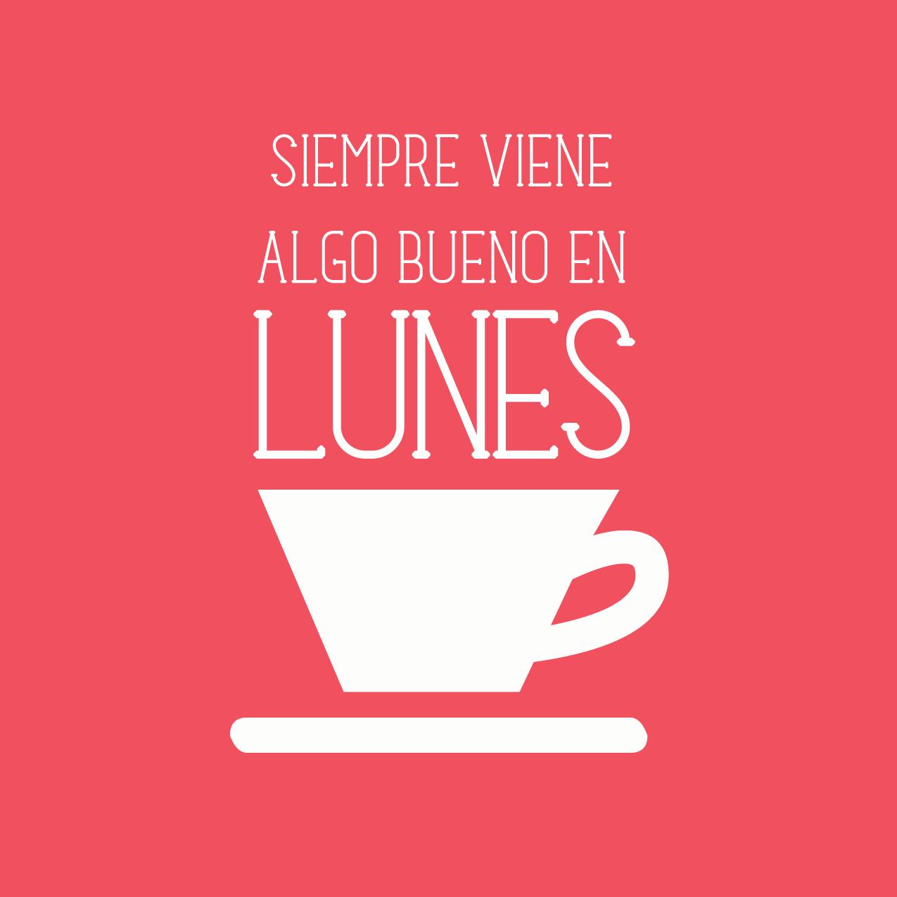 A empezar bien el Lunes! #UMayor #estudiantes #motivaciones | Café ...