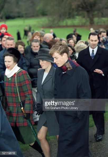 Prince William Christmas 2019 Royal Family Attending Christmas Day Service At Sandringham Church