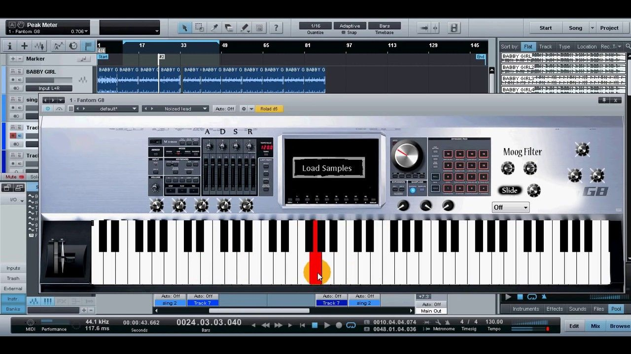 ROLAND FANTOM G8 VST PLUGIN Download | Download in 2019 | Roland