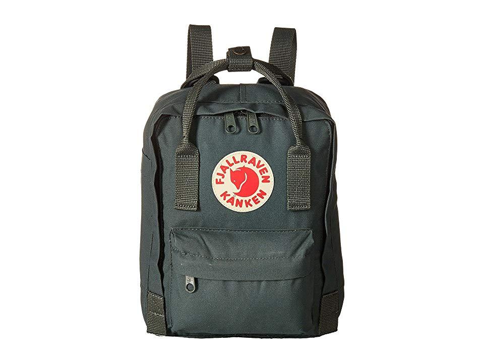 premium urval hela samlingen modestilar Fjallraven Kanken Mini Backpack Bags Forest Green   Mini backpack ...
