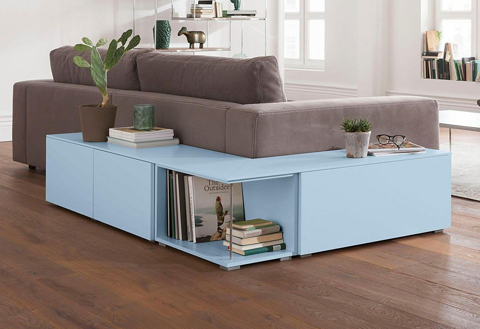 GALLERY M Eckumbauelement für Polstermöbel »Merano« Modell 3815 - hängeschrank wohnzimmer weiß