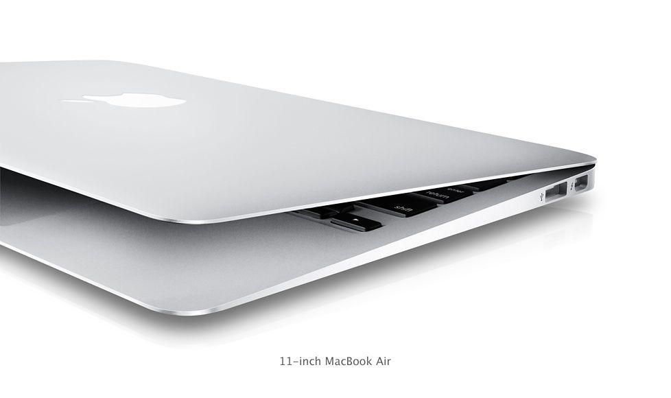 Apple MacBook Air. 2013.