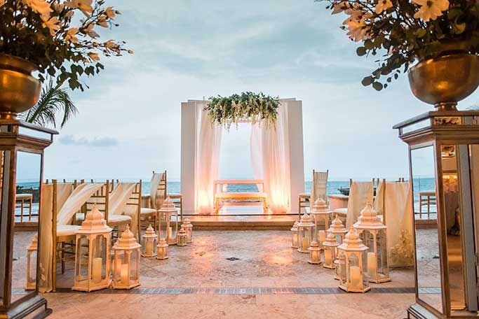 Ceremony Wedding Package In San Juan