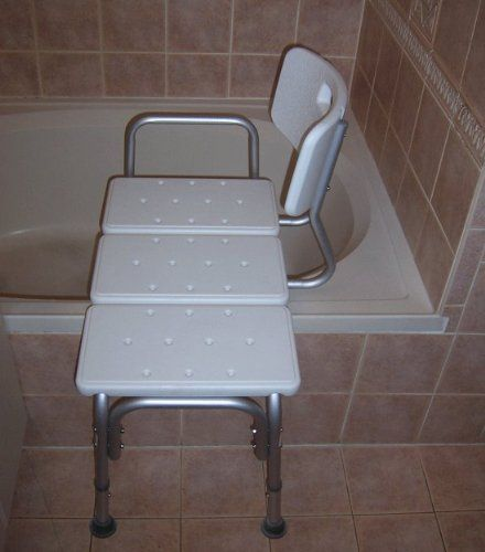 Shower Seats For Elderly Handicap Stool For Shower Shower Seat For Disabled Padded Tub Transfe Shower Chairs For Elderly Bathtub Seat Bath Chair For Elderly