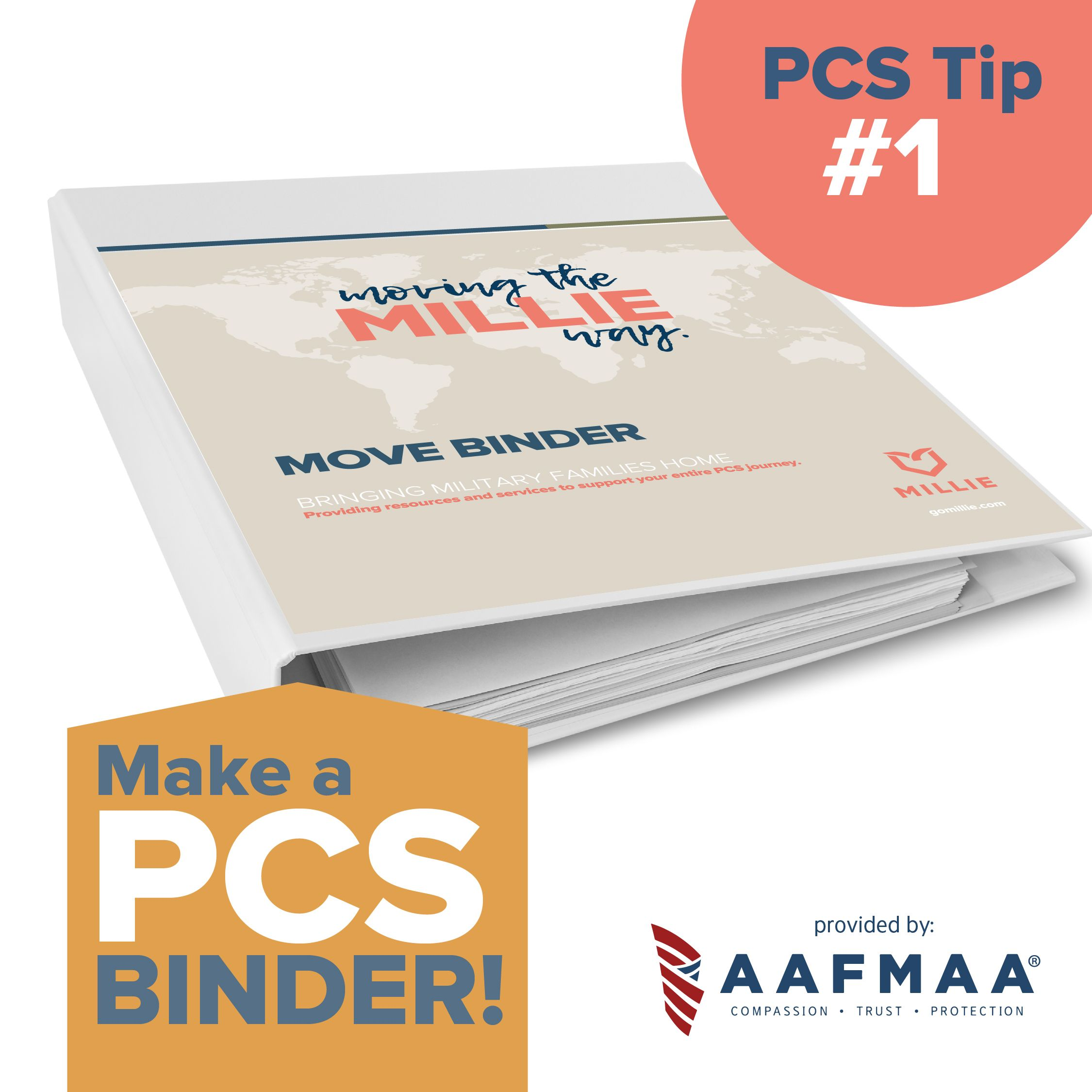 """""""PCS Tip #1: Stay Organized Throughout The #PCS Process By"""