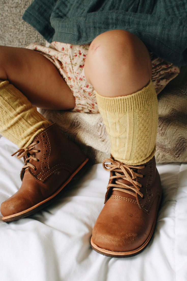 Paseo {Children's Leather Boots