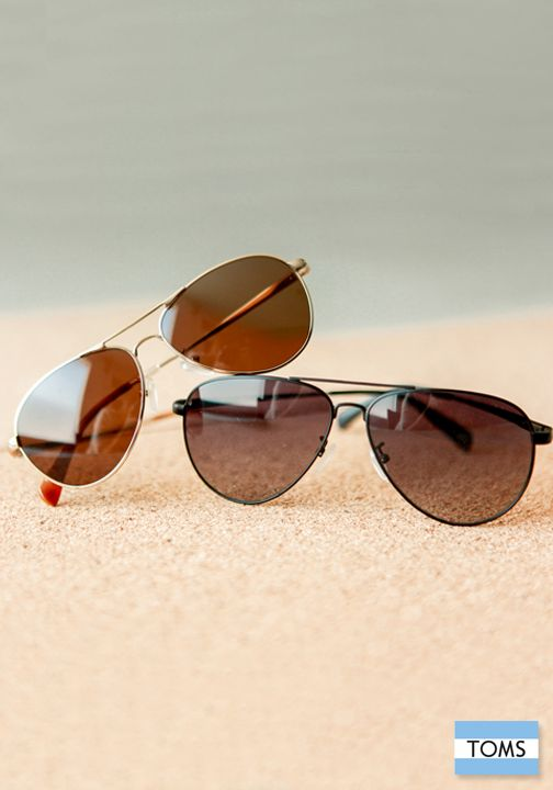 c4a33929c1 Shop and give sight with TOMS new spring sunglasses.