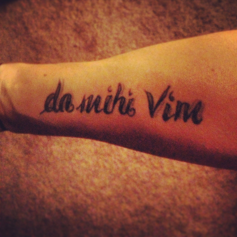 Strength in latin