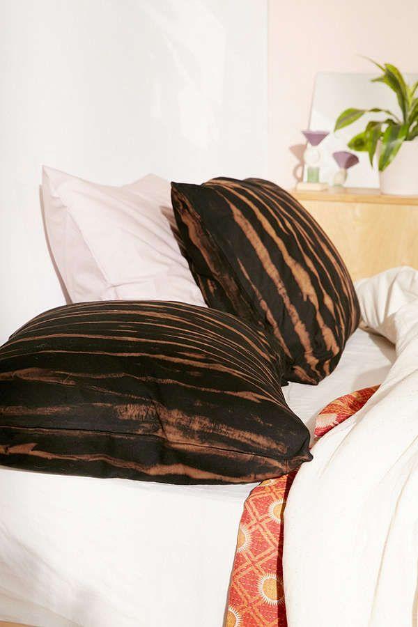 Donnie Bleach Dyed Jersey Pillowcase