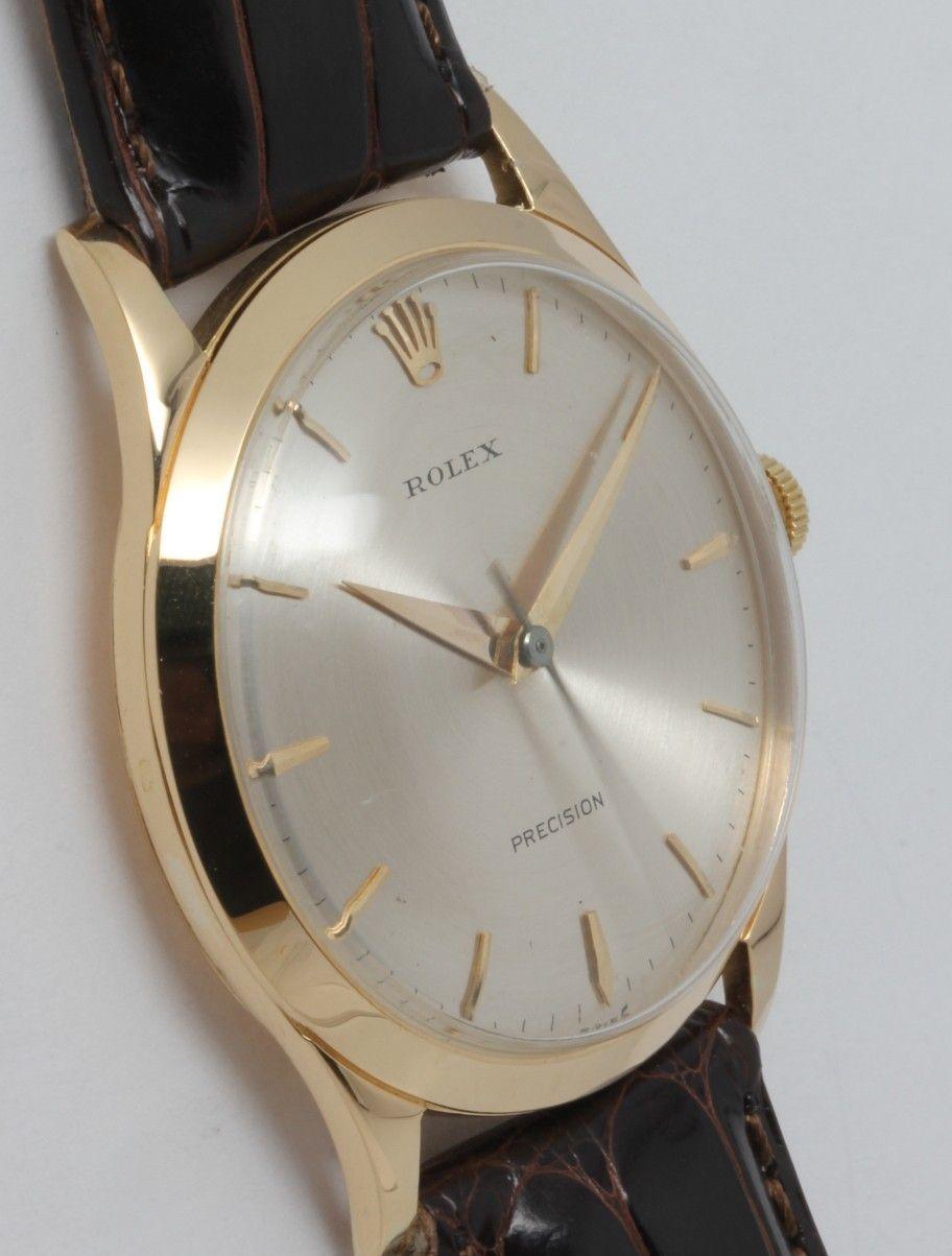 Rolex Vintage 14k Yellow Gold Rolex Watches Vintage Watches Vintage Rolex