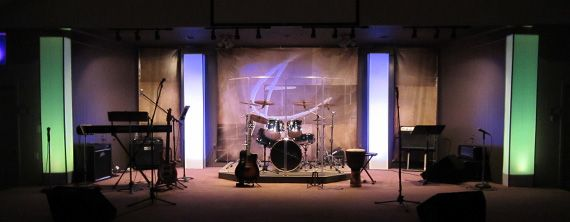 17 best images about church stage design on pinterest pentecost rear view and church stage design - Small Church Stage Design Ideas