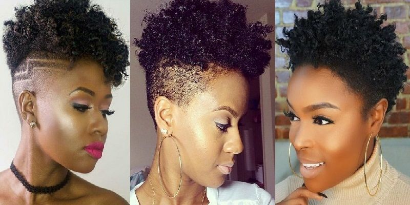 Image Result For Short Tapered Natural Haircuts