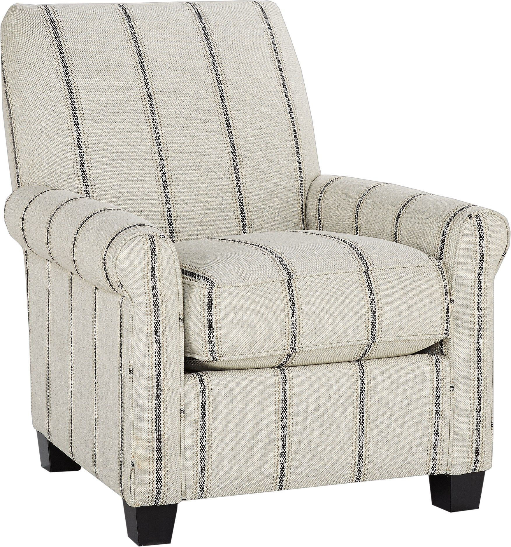 Cindy Crawford Home Lincoln Square Beige Accent Chair In