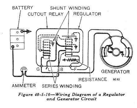 Voltage Regulator Wiring On Wiring Diagram For Tractor Trailer 7 Pin