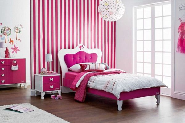 lovely-pinky-barbie-for-girls-bedroom-girls-bedroom-ideas-with ...