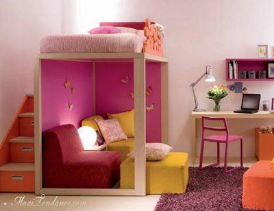 1000 images about chambre chouf on pinterest - Chambre Petite Fille Design