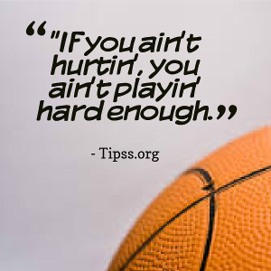 Millions Of Guys Play Millions Of Basketball Games Every Day Of The Week At The Playg Basketball Quotes Motivational Basketball Quotes Sports Quotes Basketball