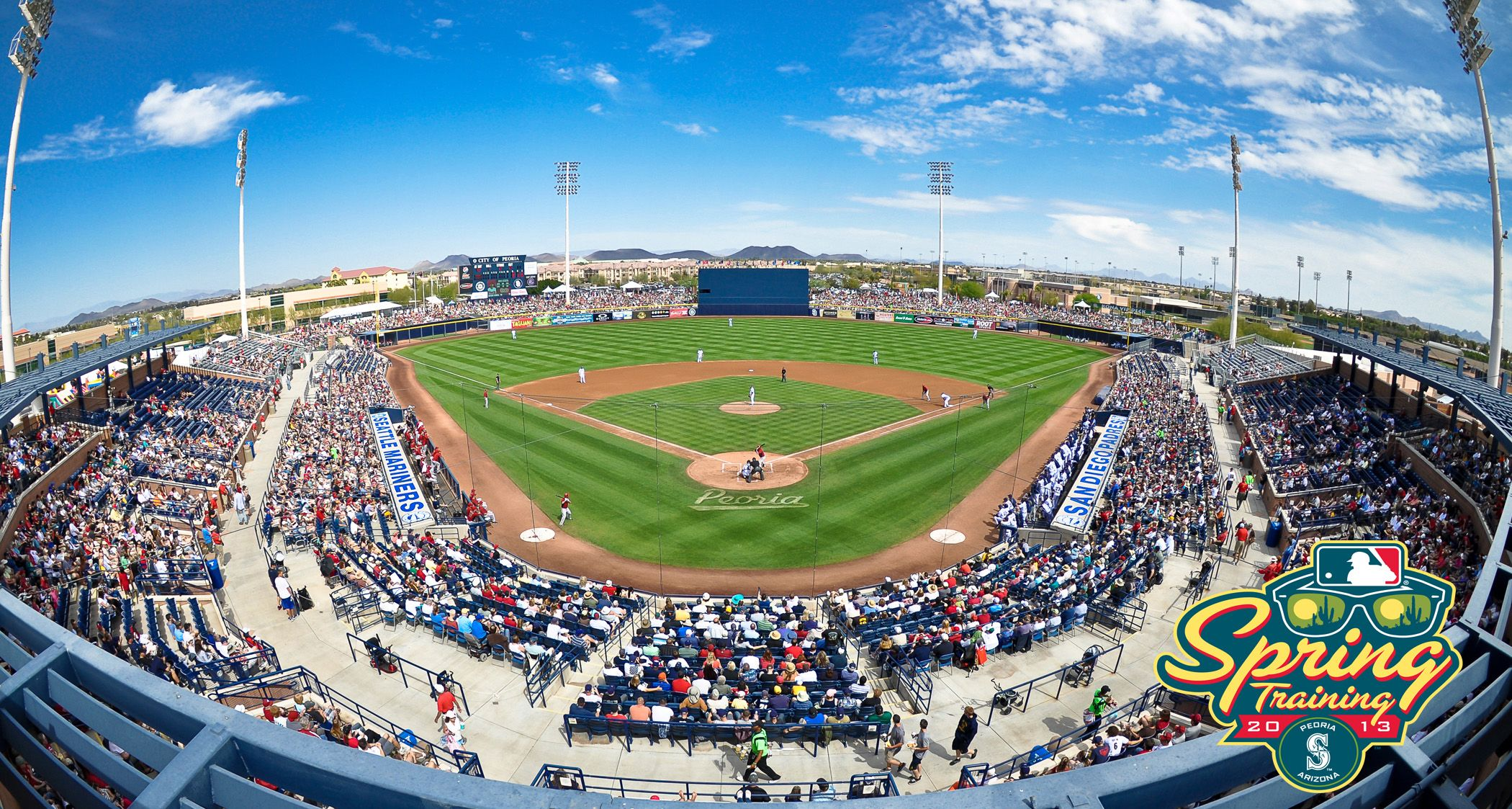 SPRING TRAINING!!! IT'S ALMOST HERE!! The Mariners will be