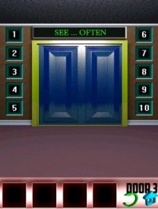 100 Doors Walkthrough Level 51 60 Clues The 100 Doors Clue