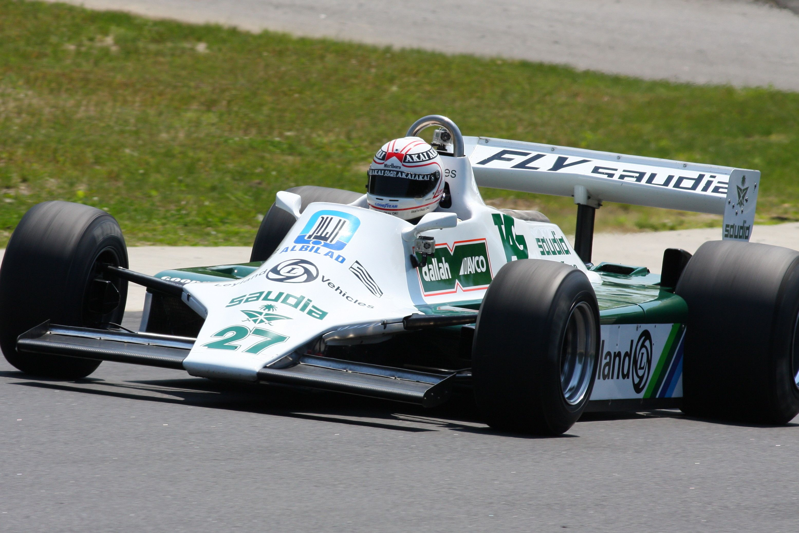 Williams Fw07 Alan Jones 1978 Williams F1 Formula 1 Car Formula Racing