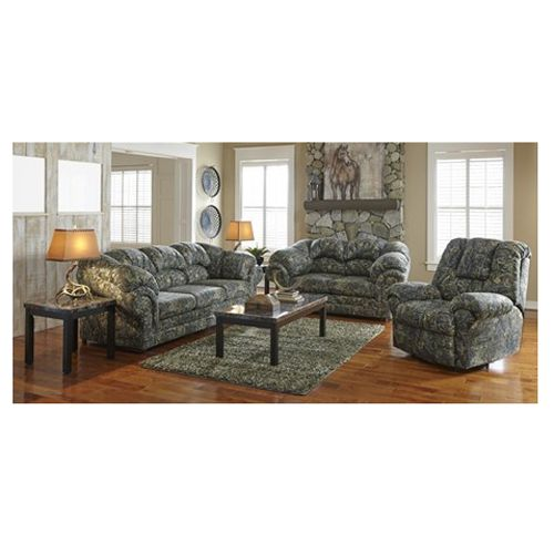 Woodhaven 7pc cheyenne living room collection - Woodhaven living room furniture collection ...