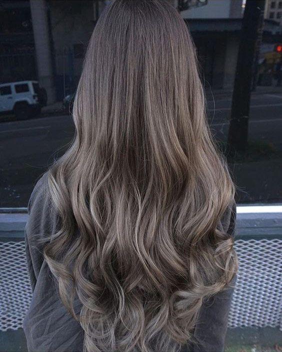 Pinterest Nayeliarroyo H A I R Ash Brown Hair Hair