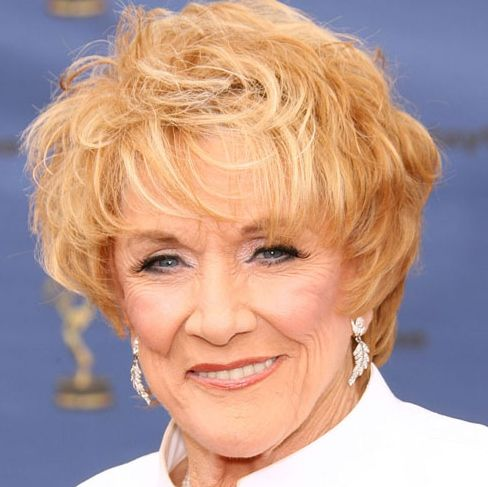 "Wilma Jeanne Cooper  -  (October 25, 1928 – May 8, 2013)  -  American actress, best known for her Emmy Award winning role as Katherine Chancellor on the CBS soap opera ""The Young and the Restless"" (1973–2013)  -   At the time of her death, she was eighth on the all-time list of longest-serving soap opera actors in the United States.     Rest in peace, dear lady"