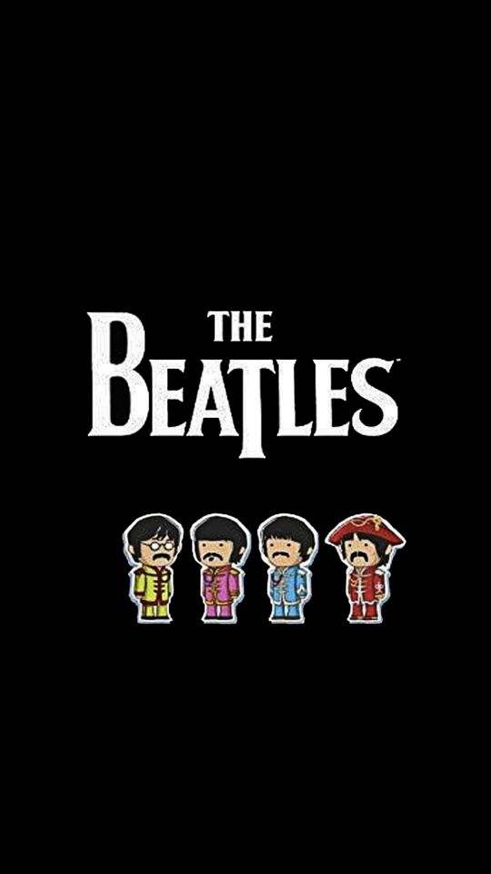 The Beatles Wallpaper iPhone | Iphone wallpapers ...