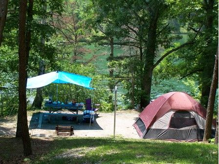 Yatesville Lake State Parks State Park Camping Park